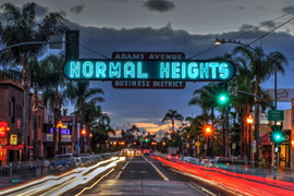 Normal Heights